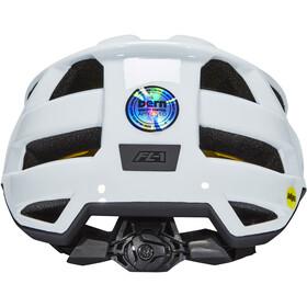 Bern FL-1 Pavé MIPS Helm weiß-glänzend